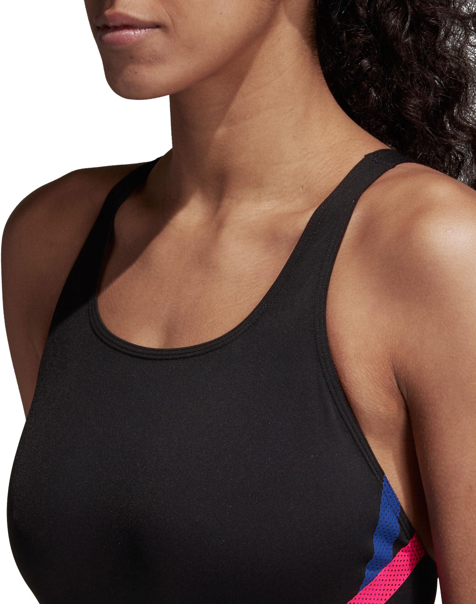 Bain Maillot De Adidas Noir Athletic Femme Tape Boutique 1qwRTzSO